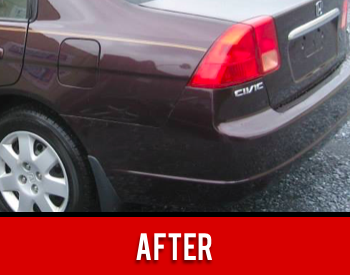 Auto Body Repaired After