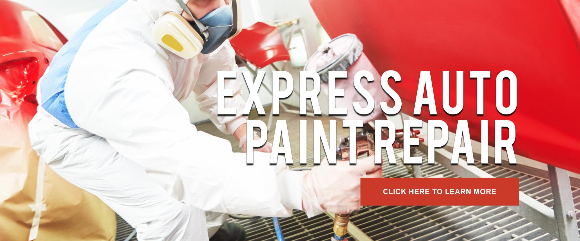 Express Auto Paint Repair